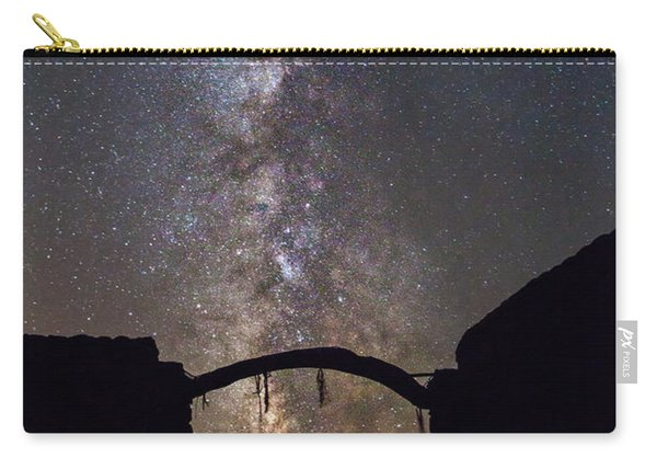 Gate Under The Stars Carry-all Pouch