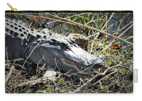 Gator Got Close Carry-all Pouch