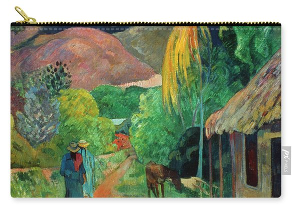 Gauguin Tahiti 19th Century Carry-all Pouch