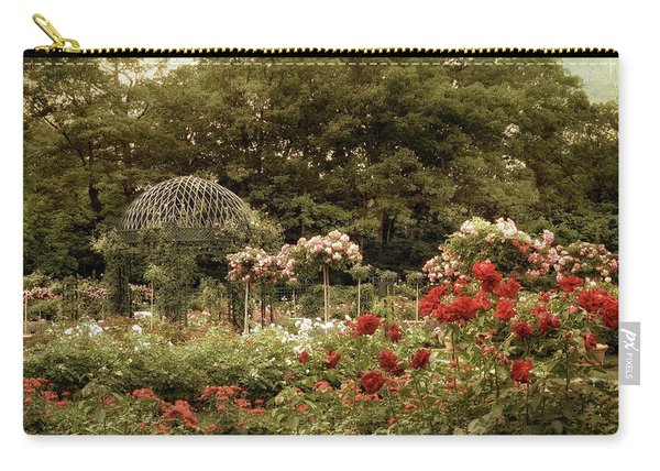 Gazebo Garden Splendor Carry-all Pouch