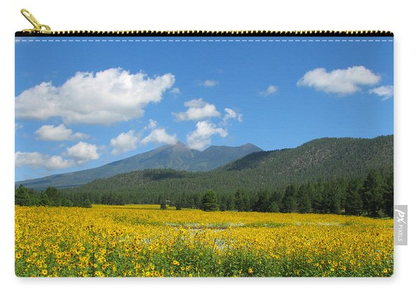 Gazing Serene Carry-all Pouch
