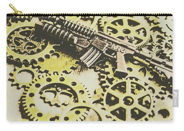 Gears Of War Carry-all Pouch