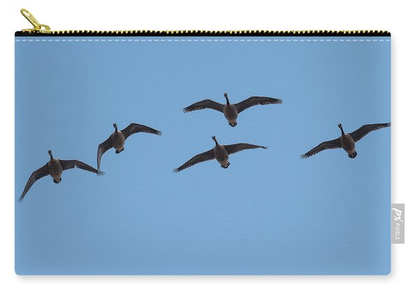 Geese Overhead Carry-all Pouch