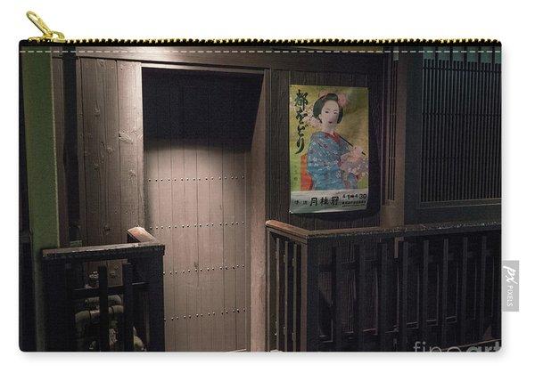 Geisha Tea House, Gion, Kyoto, Japan 2 Carry-all Pouch