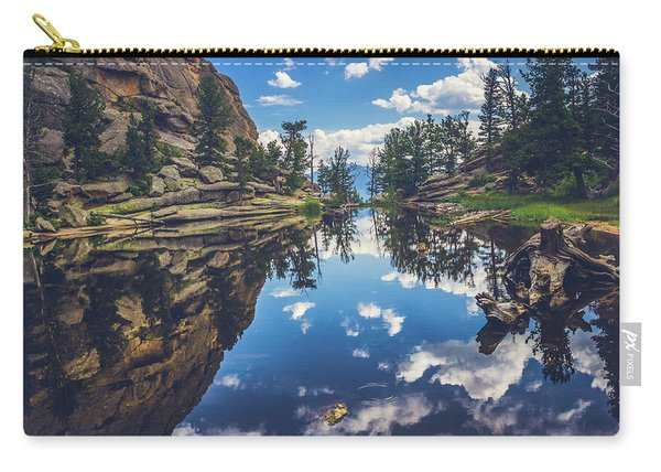 Gem Lake Reflections Carry-all Pouch