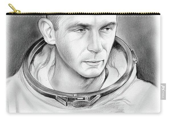 Astronaut Gene Cernan Carry-all Pouch