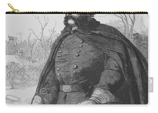 General Ambrose Burnside Carry-all Pouch