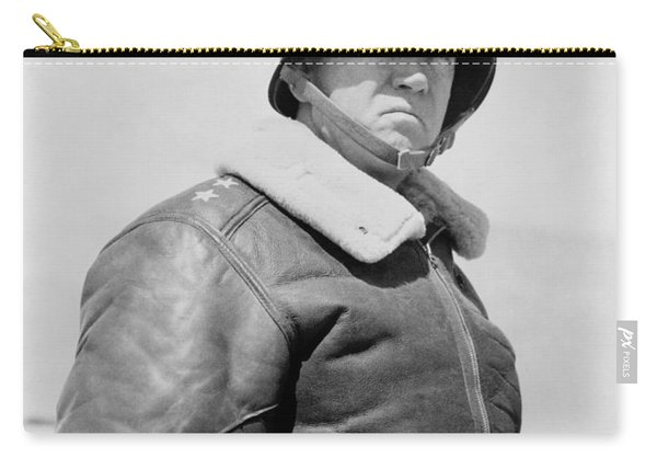 General George S. Patton Carry-all Pouch