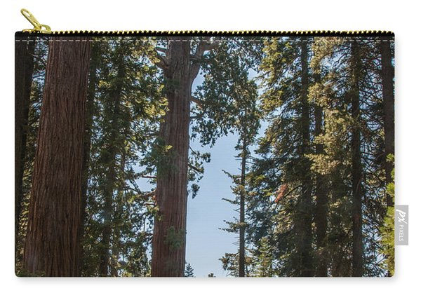 General Grant Tree Kings Canyon National Park Carry-all Pouch