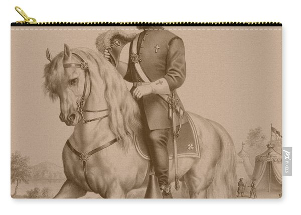 General James Garfield Carry-all Pouch