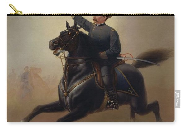 General Philip Sheridan's Ride - Thomas Buchanan Read Carry-all Pouch