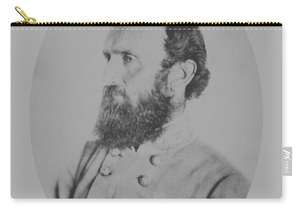 General Thomas Stonewall Jackson - Two Carry-all Pouch