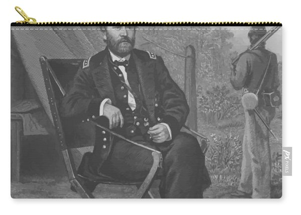General U.s. Grant Carry-all Pouch