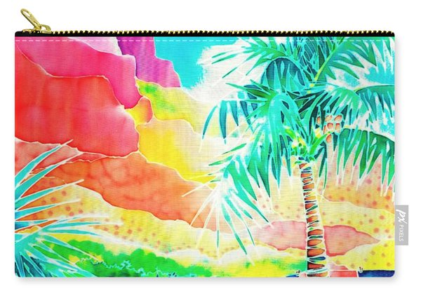 Gentle Breeze Carry-all Pouch