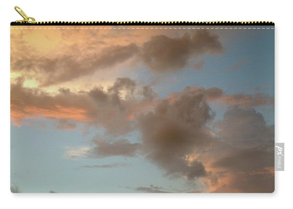 Gentle Clouds Gentle Light Carry-all Pouch