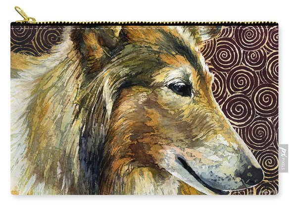 Gentle Spirit - Reveille Viii Carry-all Pouch