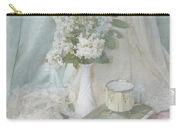 Gentle Still Life Carry-all Pouch