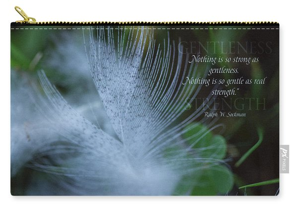 Gentleness 2 Carry-all Pouch