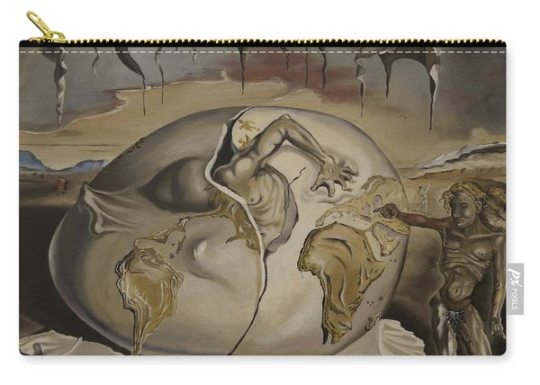 Dali's Geopolitical Child Carry-all Pouch