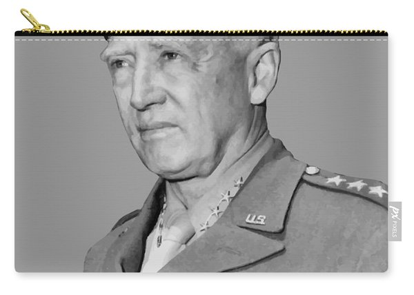 George S. Patton Carry-all Pouch