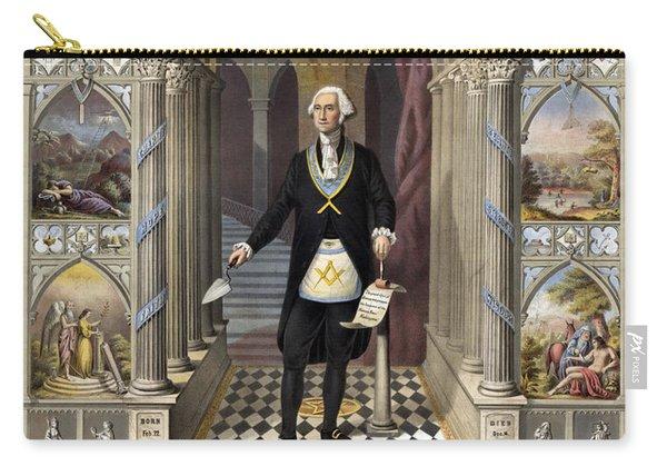 George Washington, Freemason Carry-all Pouch