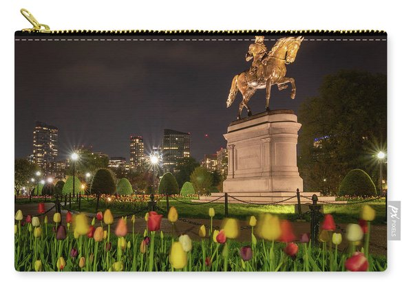 George Washington Standing Guard Carry-all Pouch