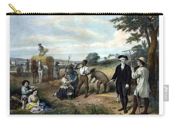 George Washington The Farmer Carry-all Pouch