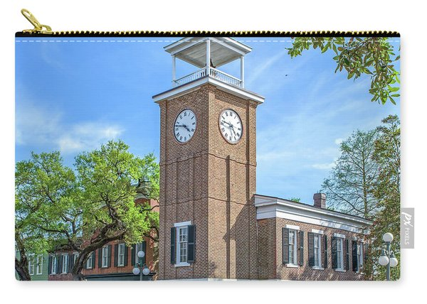 Georgetown Clock Tower Carry-all Pouch