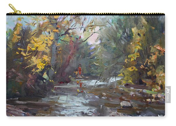 Georgetown Fall Colors Carry-all Pouch