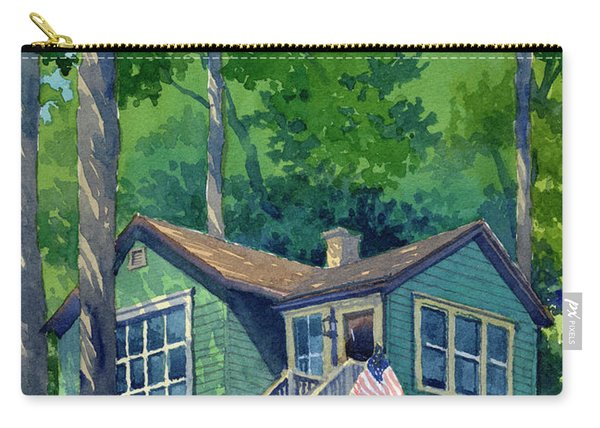 Georgia Townsend House Carry-all Pouch