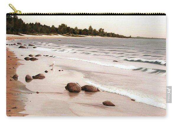 Georgian Bay Beach Carry-all Pouch