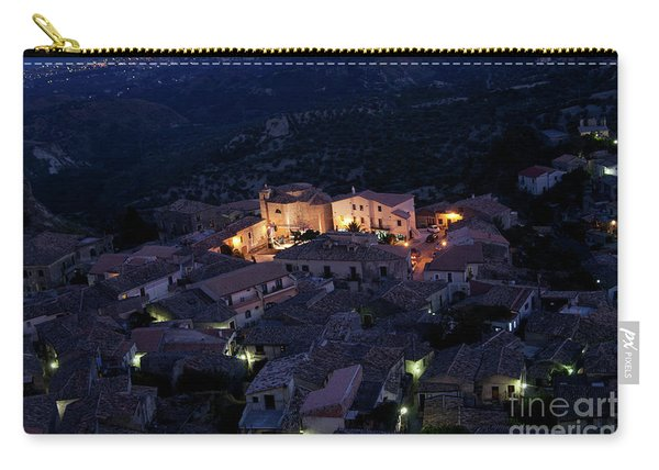 Italy, Calabria,gerace Carry-all Pouch