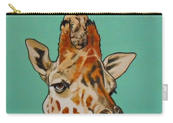 Gerald The Giraffe Carry-all Pouch