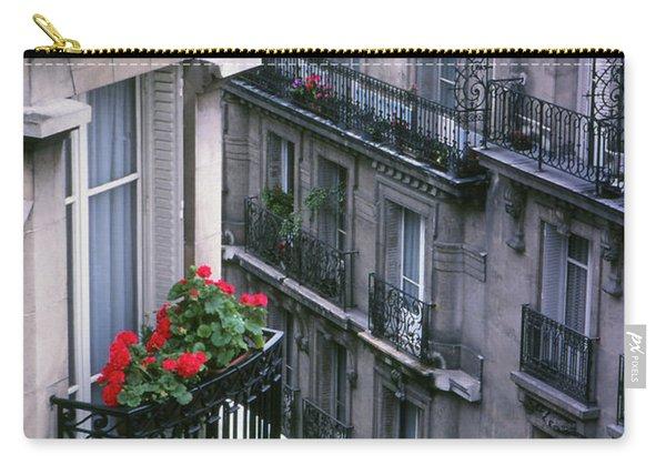 Geraniums - Paris Carry-all Pouch