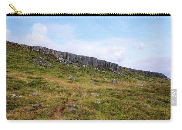 Gerduberg Cliffs - Iceland Carry-all Pouch