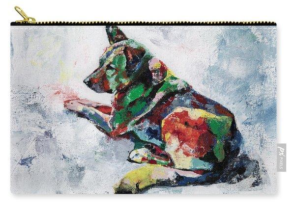 German Shepherd 2 Carry-all Pouch