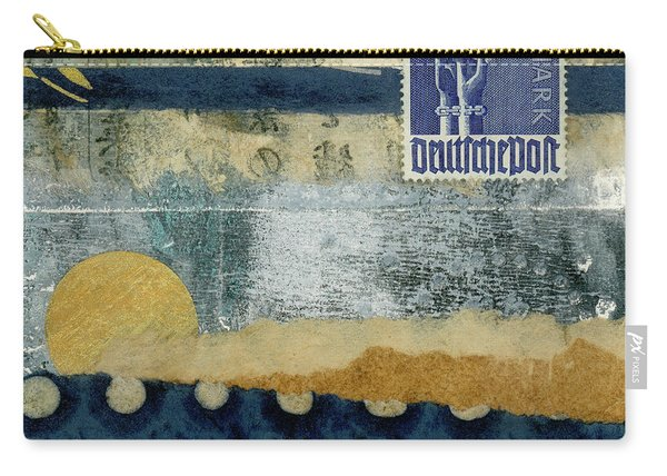 Germany Dove Of Peace 1948 Collage Carry-all Pouch