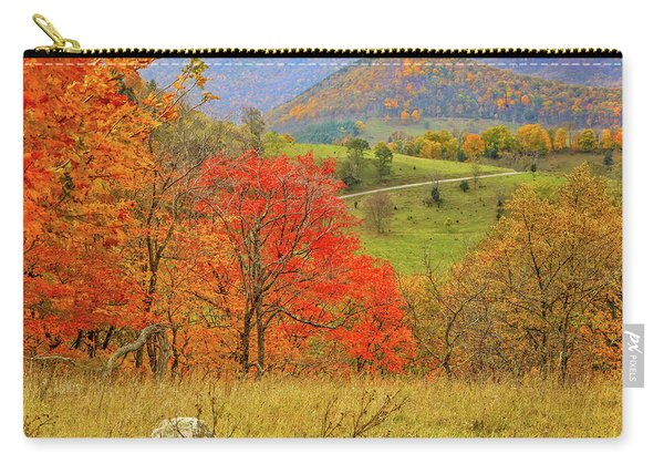 Germany Valley Dressed In Autumn Carry-all Pouch