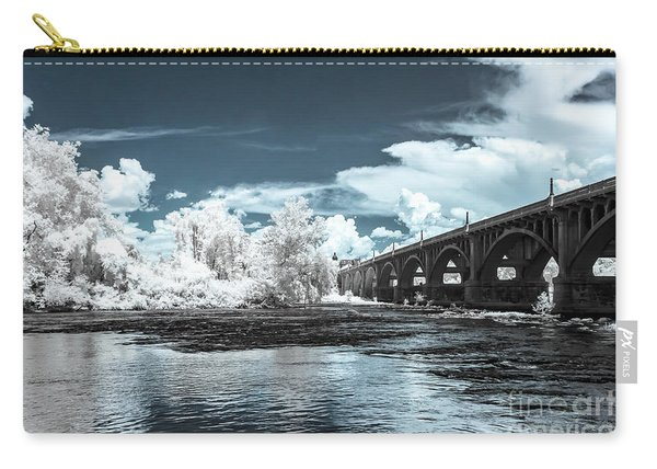 Gervais St. Bridge-infrared Carry-all Pouch