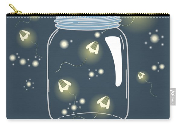 Get Your Shine On Carry-all Pouch
