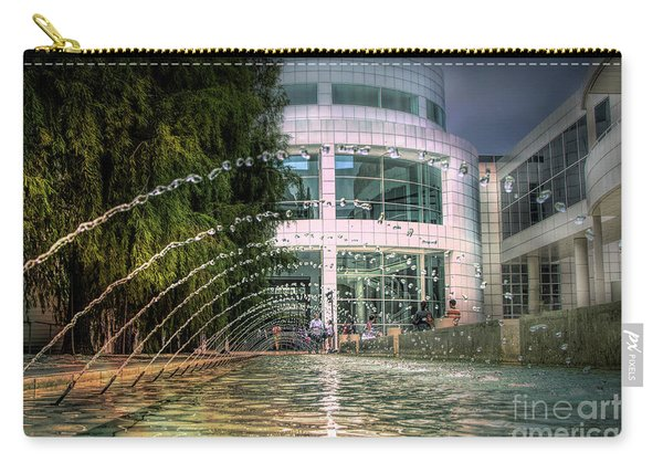 Getty Architecture Museum Los Angeles California  Carry-all Pouch