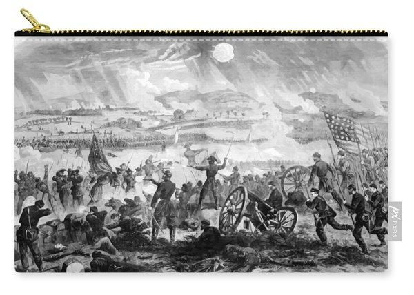 Gettysburg Battle Scene Carry-all Pouch