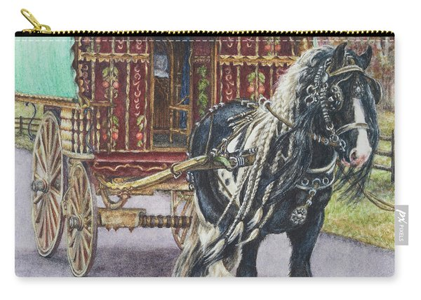 G G L Divo's Pride And Glory Carry-all Pouch