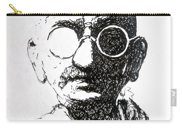 Ghandi Carry-all Pouch