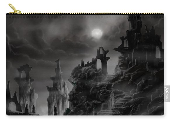Ghost Castle Carry-all Pouch