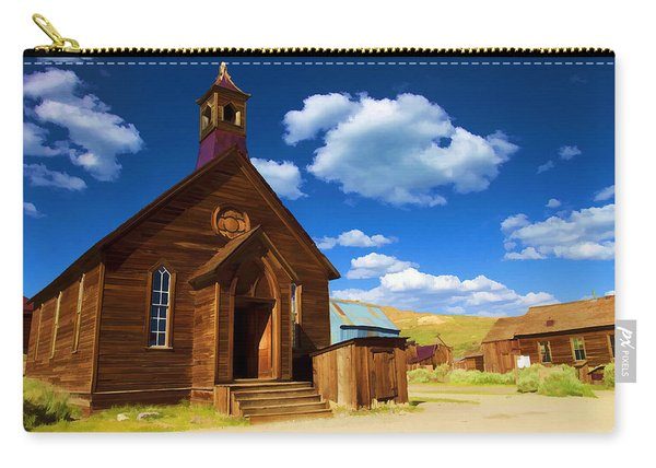 Ghost Church Carry-all Pouch
