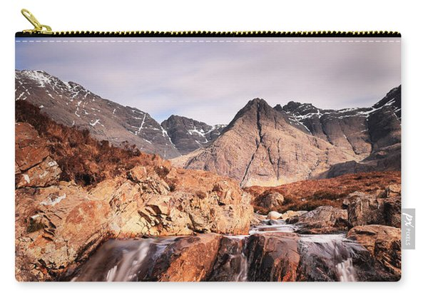 Ghost Of The Fairy Pools Carry-all Pouch