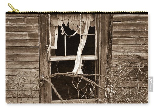 Ghostly Window Carry-all Pouch