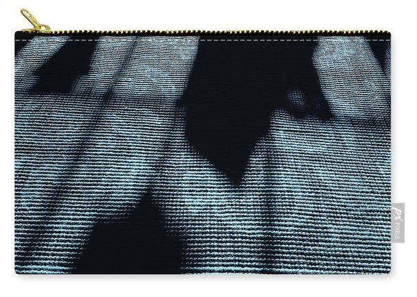 Ghosts Of Christmas Past Carry-all Pouch