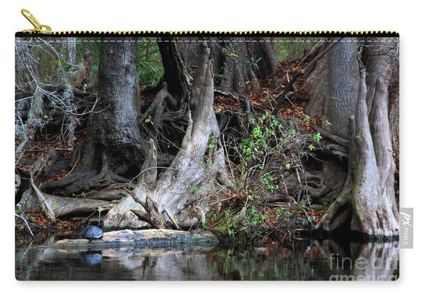 Giant Cypress Knees Carry-all Pouch